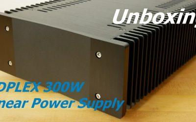 Unboxing HDPLEX 300W Alim Linéaire