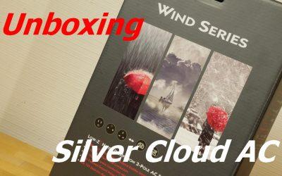 Unboxing Audioquest Silver Cloud AC
