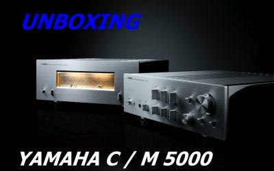 Unboxing Série 5000